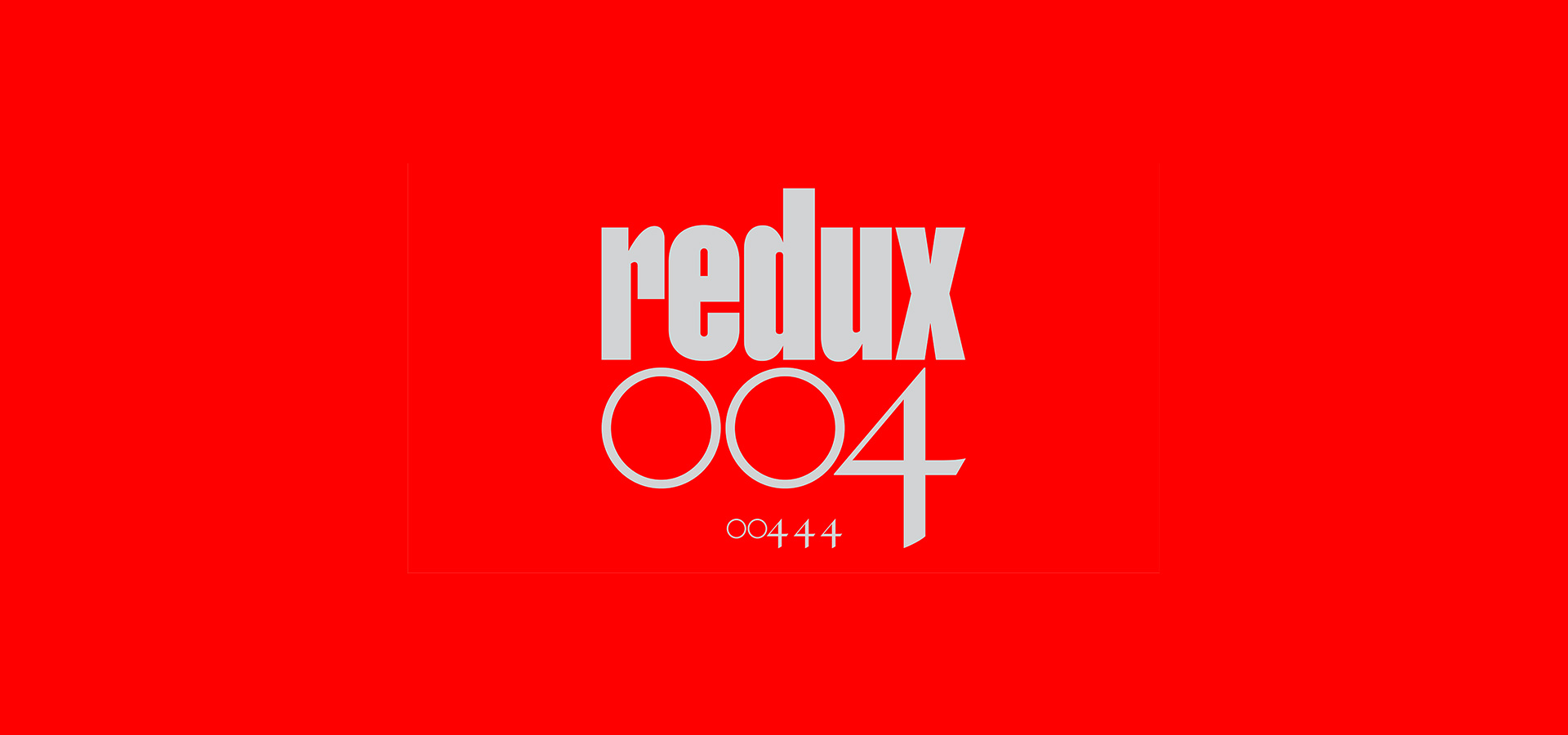 REDUX 004 Artwork